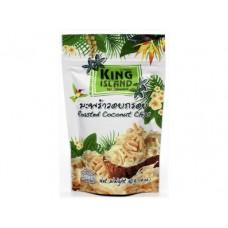 Кокосовые чипсы KING ISLAND, 40г, 1 штука