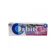 Жевательная резинка ORBIT bubble mint, 13,6г, 30 штук