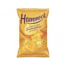 Бейкитсы пшеничные HAMMOCK запечённые со сливочным соусом и перцем, 140г, 1 штука