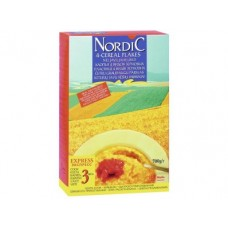 Хлопья зерновые NORDIC 4 злака, 600г, 2 штуки