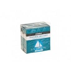 Соль морская мелкая йодированная SETRA,500г, 2 коробки