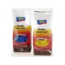 Кофе ARO зерно, 250г, 1 штука
