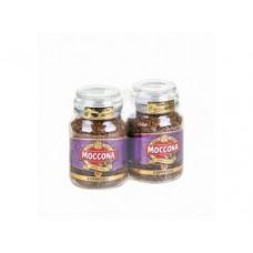 Кофе MOCCONA экспресс растворимый, 95г, 2 штуки