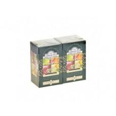 Чай AHMAD фруктовые коллекции пакетированный, 20х2г, 2 упаковки