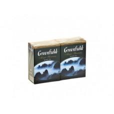 Чай GREENFIELD magic yunnan, 100г, 2 штуки