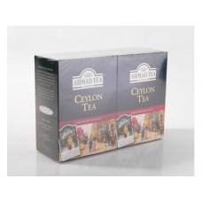Чай AHMAD Ceylon Tea Черный Листовой, 250г, 2 штуки