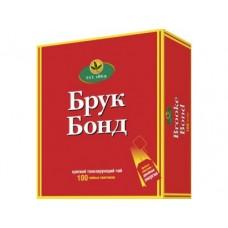 Чай BROOKE BOND черный,100х1,8г, 1 коробка