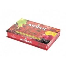 Чай AKBAR fruit fiesta, 80x2г, 1 штука