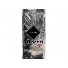 Зерновой кофе RIOBA silver 55% arabica 45% robusta, 1000г, 1 штука