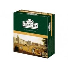 Чай AHMAD tea Ceylon черный пакетированный, 100х2г, 1 штука