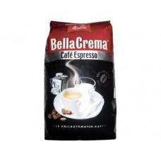 Зерновой кофе MELITTA Bella Crema LaCrema, 1кг, 1 штука