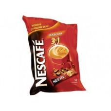 Напиток кофейный быстрорастворимый NESCAFE 3в1 в ассортименте, 50x16г, 1 штука