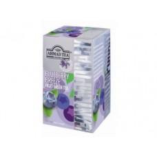 Чай AHMAD TEA Blueberry Breeze пакетированный, 20х2г, 2 упаковки