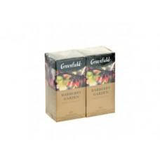 Чай GREENFIELD burberry garden, 25х1,5г, 2 штуки