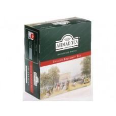 Чай AHMAD English Breakfast черный, 100 пак., 1 упаковка
