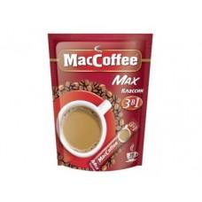 Растворимый кофе MACCOFFEE классический 3 в 1, 20х16г, 1 штука