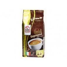 Зерновой кофе FINE FOOD gold espresso жареный, 1кг, 1 штука