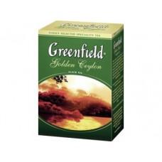 Чай GREENFIELD golden ceylon листовой, 200г, 1 штука