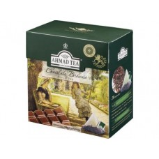 Чай AHMAD chocolate brownie black пакетированный, 20х1,8г, 1 штука