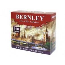 Чай BERNLEY enlgish премиум, 100х2г, 1 штука