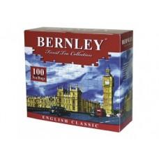 Чай BERNLEY Еnglish Сlassic черный, 100х2г, 1 штука