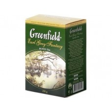 Чай GREENFIELD Earl Grey Fantasy черный с бергамотом, 200г, 1 штука