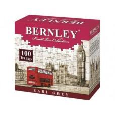 Чай BERNLEY Earl Grey, 100х2г, 1 штука