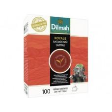 Чай DILMAH английский завтрак черный, 100х2г, 1 штука