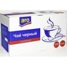 Чай ARO индийский черный пакетированный, 1000х1,5г, 1 штука