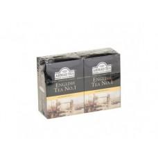 Чай AHMAD English №1 черный крупнолистовой, 200г, 2 штуки