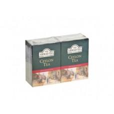 Чай AHMAD цейлонский черный листовой, 200г, 2 штуки