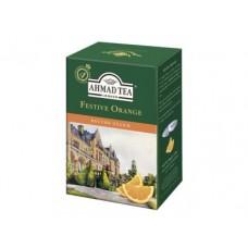 Чай AHMAD оранж пеко голд черный крупнолистовой, 200г, 1 штука