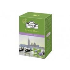 Чай AHMAD Весенняя мята зеленый, 165г, 1 штука