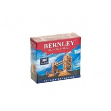 Чай BERNLEY черный пакетированный, 100х2г, 1 штука