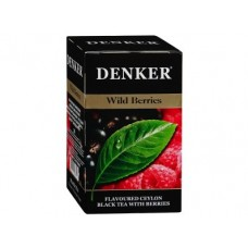 Чай DENKER Wild Berries, 20х2г, 1 штука
