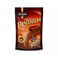 Растворимый кофе AMBASSADOR PLATINUM, 150г, 1 пакет