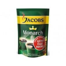Кофе JACOBS MONARCH растворимый пакет, 150г, 1 штука