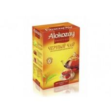 Чай ALOKOZAY Черный листовой пакетированный, 250г, 1 штука