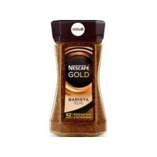 Кофе NESCAFE Gold Barista Style молотый в растворимом, 85г, 1 штука