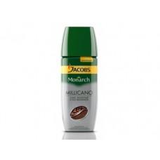 Молотый кофе в растворимом JACOBS MONARCH millicano, 190г, 1 штука
