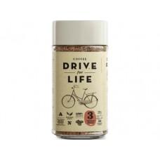 Кофе DRIVE FOR LIFE натуральный растворимый сублимированный, 100г, 1 штука
