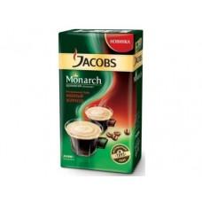 Кофе JACOBS MONARCH молотый эспрессо, 250г, 1 штука