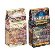 Чай BASILUR Волшебная ночь, 100г, 1 штука