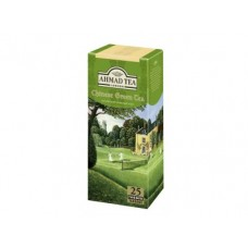 Чай AHMAD TEA зеленый китайский, 25х1,8г, 1 штука