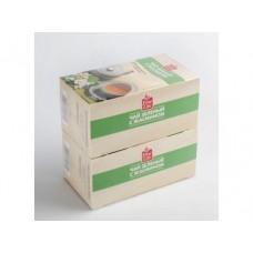 Чай FINE LIFE зеленый с жасмином, 25х2г, 2 упаковки