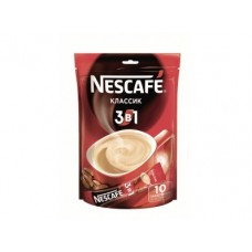 Растворимый кофе NESCAFE Classic промо-упаковка, 150г+30г, 10 упаковок