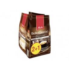 Зерновой кофе MELITTA Bella crema эспрессо 2+1, 1кг, 1 штука