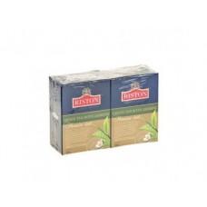 Чай RISTON зеленый с жасмином, 100г, 2 упаковки