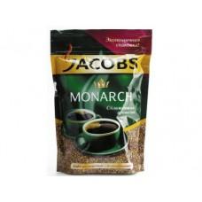 Кофе JACOBS MONARCH растворимый в пакете, 95г, 1 штука