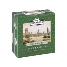 Чай AHMAD черный с бергамотом эрл грей, 100x2г, 1 упаковка